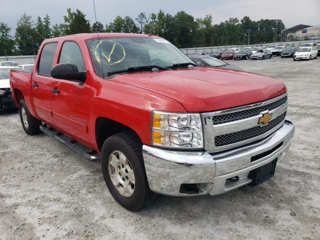 Salvage cars for sale from Copart Spartanburg, SC: 2013 Chevrolet Silverado