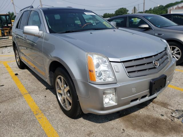 Salvage cars for sale from Copart Chicago Heights, IL: 2004 Cadillac SRX