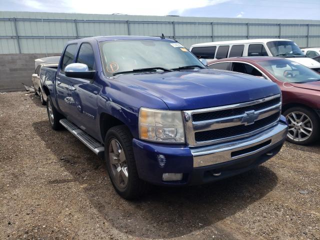 2010 Chevrolet Silverado en venta en Albuquerque, NM