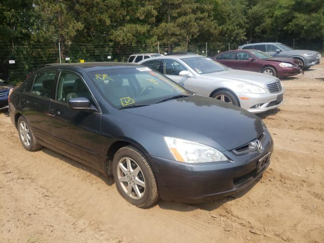 Honda salvage cars for sale: 2003 Honda Accord EX