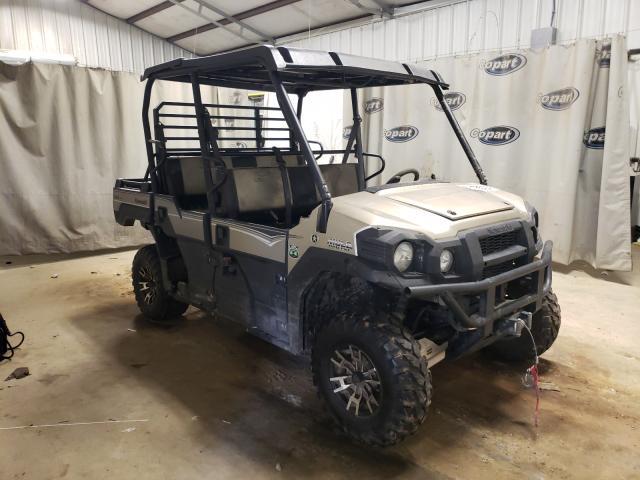 Salvage cars for sale from Copart Tifton, GA: 2018 Kawasaki KAF820 J