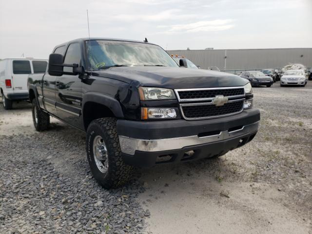 Salvage cars for sale from Copart Leroy, NY: 2006 Chevrolet Silverado