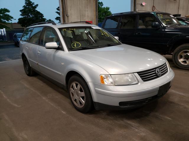 Volkswagen Passat salvage cars for sale: 2000 Volkswagen Passat