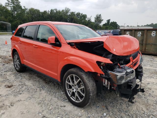 2018 DODGE JOURNEY GT 3C4PDCEG0JT473184