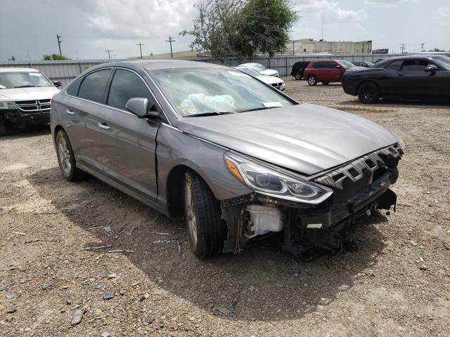 Vehiculos salvage en venta de Copart Mercedes, TX: 2018 Hyundai Sonata Sport