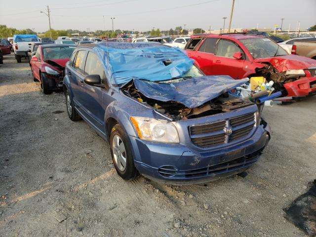 2007 Dodge Caliber en venta en Indianapolis, IN