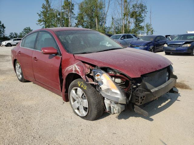 Salvage cars for sale from Copart Milwaukee, WI: 2008 Nissan Altima 2.5