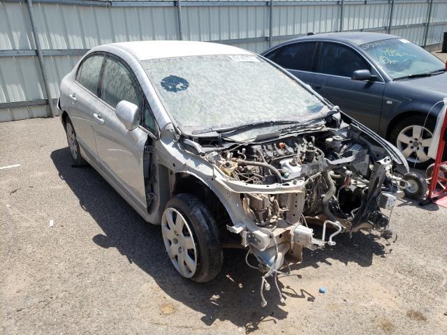 Vehiculos salvage en venta de Copart Oklahoma City, OK: 2009 Honda Civic LX