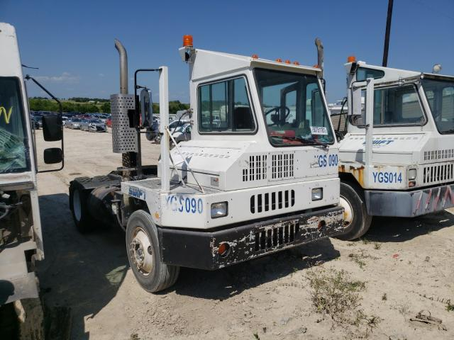 Salvage cars for sale from Copart Temple, TX: 2007 Kalmar Ottawa 4X2