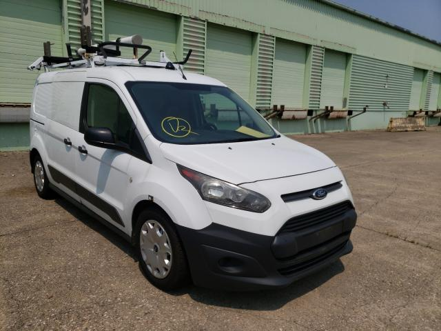 Salvage cars for sale from Copart Columbus, OH: 2014 Ford Transit CO