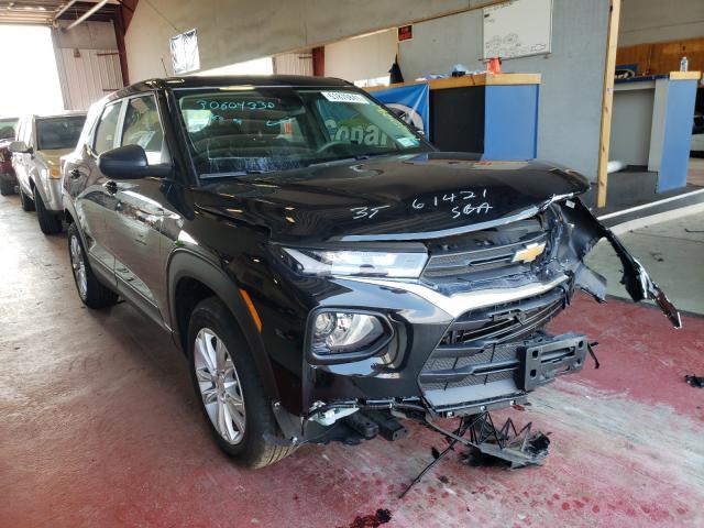 2021 Chevrolet Trailblazer for sale in Angola, NY