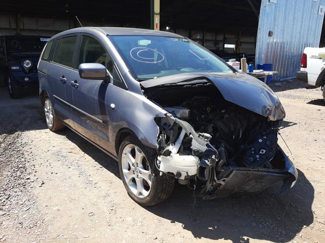 Mazda 5 salvage cars for sale: 2009 Mazda 5