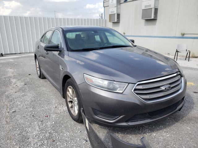 Salvage cars for sale from Copart Prairie Grove, AR: 2013 Ford Taurus SE