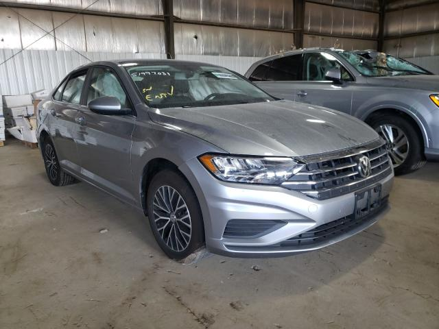 Salvage cars for sale from Copart Des Moines, IA: 2020 Volkswagen Jetta SE