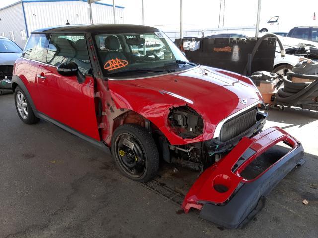 Mini Cooper salvage cars for sale: 2010 Mini Cooper