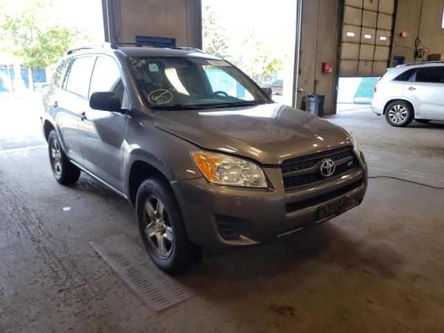 Salvage cars for sale from Copart Blaine, MN: 2010 Toyota Rav4