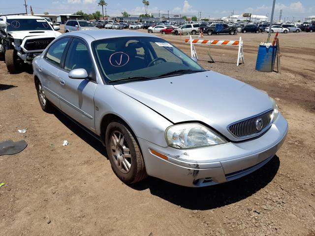 Salvage cars for sale from Copart Phoenix, AZ: 2004 Mercury Sable LS P