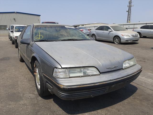 Ford Thunderbird salvage cars for sale: 1989 Ford Thunderbird
