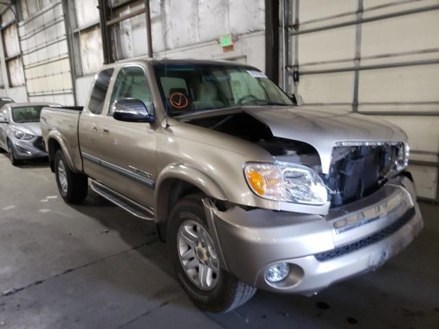 Toyota Vehiculos salvage en venta: 2006 Toyota Tundra ACC