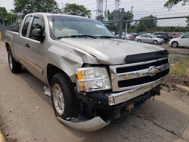 2007 Chevrolet Silverado en venta en Wheeling, IL
