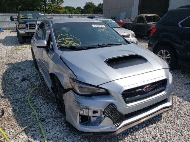 Vehiculos salvage en venta de Copart Rogersville, MO: 2015 Subaru WRX