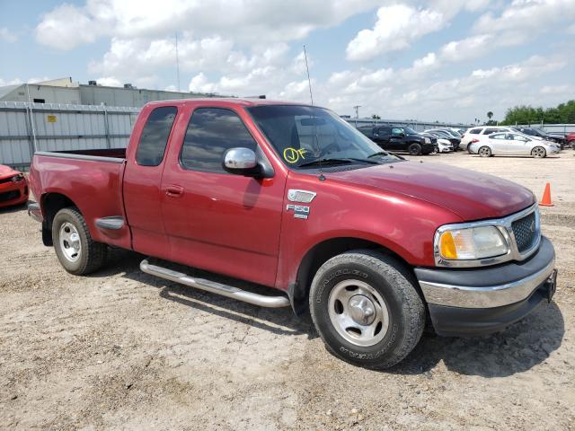 Vehiculos salvage en venta de Copart Mercedes, TX: 2001 Ford F150
