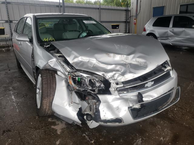 Salvage cars for sale from Copart Orlando, FL: 2013 Chevrolet Impala LTZ