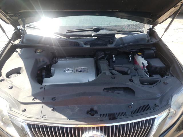 2012 LEXUS RX 450, JTJZB1BA2C2****** - 7