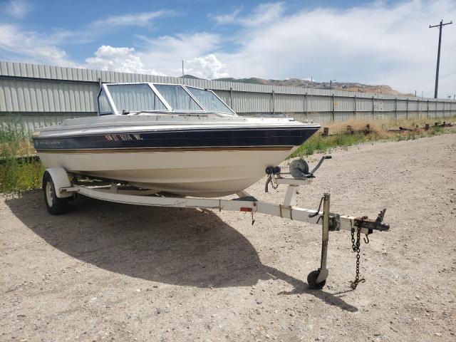 Bayliner Boat salvage cars for sale: 1996 Bayliner Boat