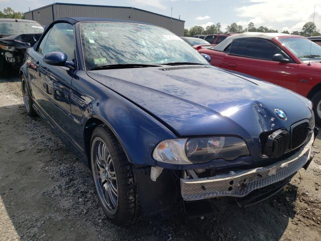 BMW M3 salvage cars for sale: 2006 BMW M3