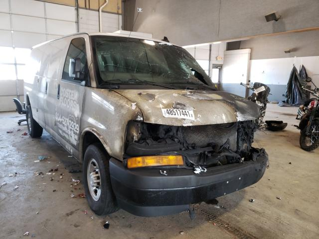 Salvage cars for sale from Copart Sandston, VA: 2020 Chevrolet Express