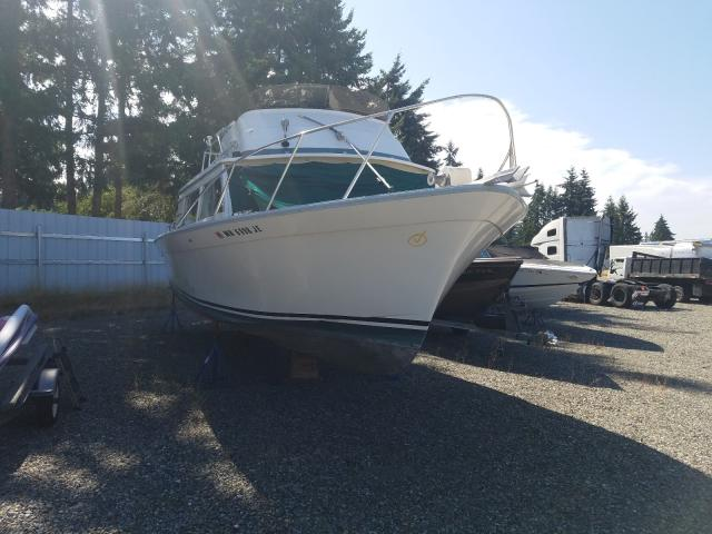 Boat salvage cars for sale: 1968 Boat Pontoon