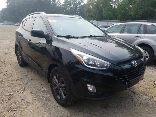 Vehiculos salvage en venta de Copart North Billerica, MA: 2014 Hyundai Tucson GLS