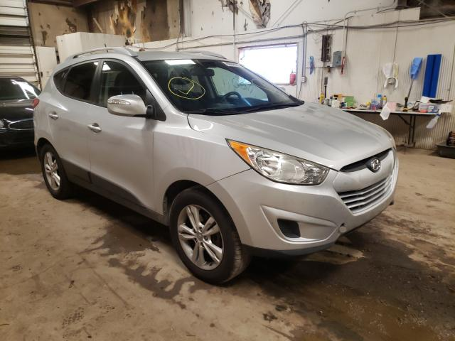 2012 Hyundai Tucson GLS en venta en Casper, WY