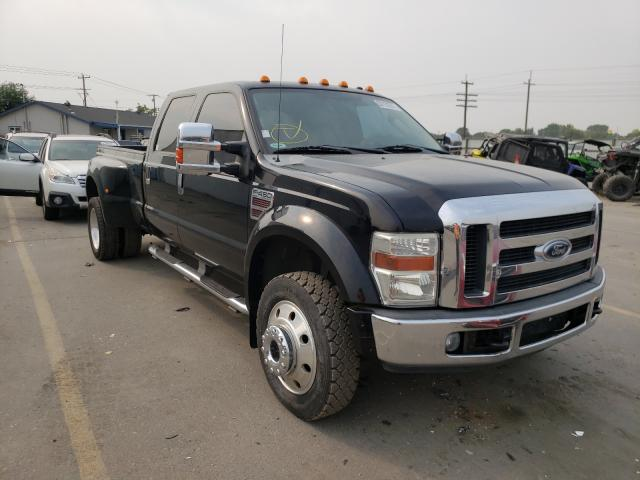 Salvage cars for sale from Copart Nampa, ID: 2008 Ford F450 Super