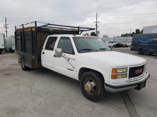 Salvage cars for sale from Copart Sun Valley, CA: 1994 GMC Sierra C35
