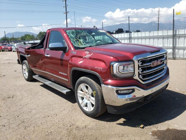 Salvage cars for sale from Copart Colorado Springs, CO: 2016 GMC Sierra K15