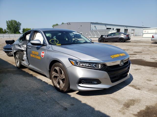 Vehiculos salvage en venta de Copart Dyer, IN: 2020 Honda Accord EXL