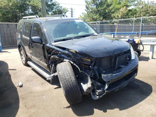 Salvage cars for sale from Copart Denver, CO: 2011 Nissan Pathfinder