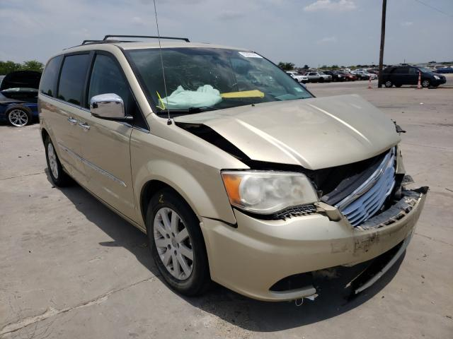 Chrysler Town & Country salvage cars for sale: 2011 Chrysler Town & Country
