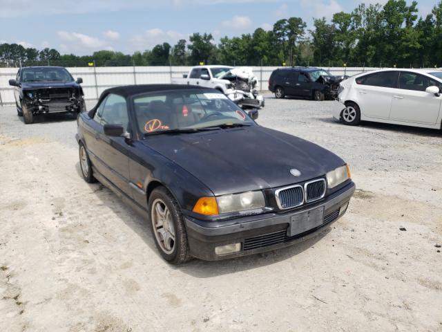 Vehiculos salvage en venta de Copart Lumberton, NC: 1999 BMW 328 IC AUT