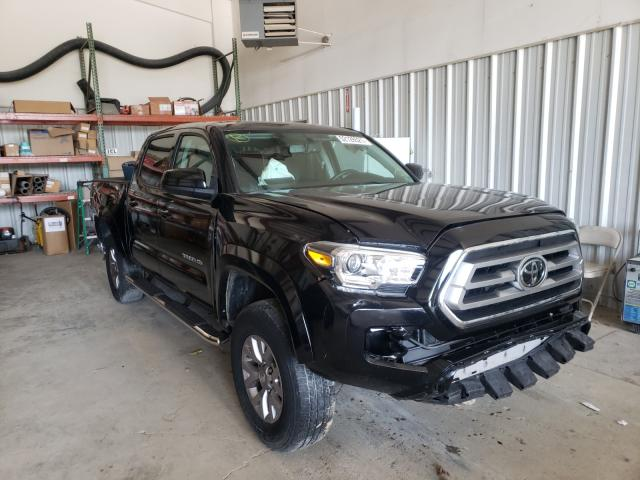 Salvage cars for sale from Copart Florence, MS: 2017 Toyota Tacoma DOU
