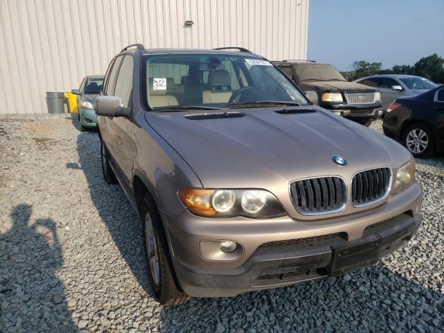 BMW Vehiculos salvage en venta: 2006 BMW X5 3.0I