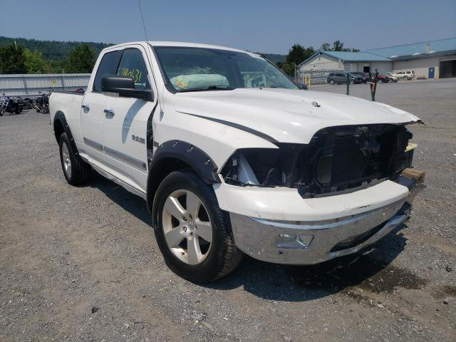 Salvage cars for sale from Copart Grantville, PA: 2010 Dodge RAM 1500