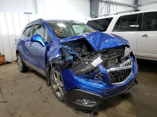 Salvage cars for sale from Copart Ham Lake, MN: 2013 Buick Encore