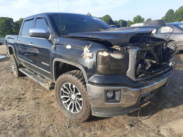 GMC salvage cars for sale: 2015 GMC Sierra K15