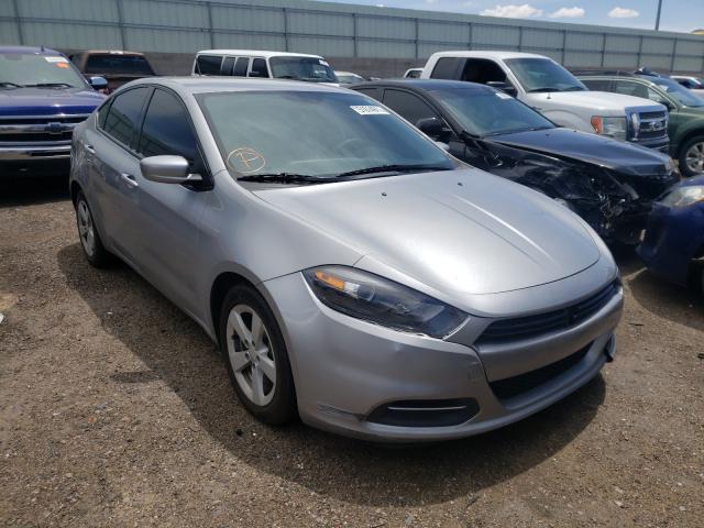 Salvage cars for sale at Albuquerque, NM auction: 2015 Dodge Dart SXT
