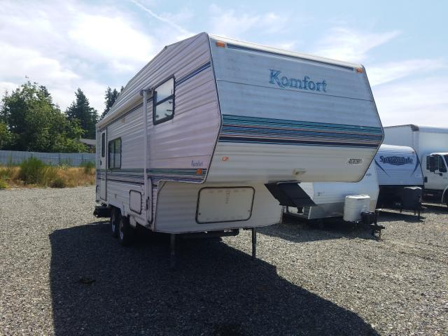 1996 Komfort 5th Wheel for sale in Graham, WA