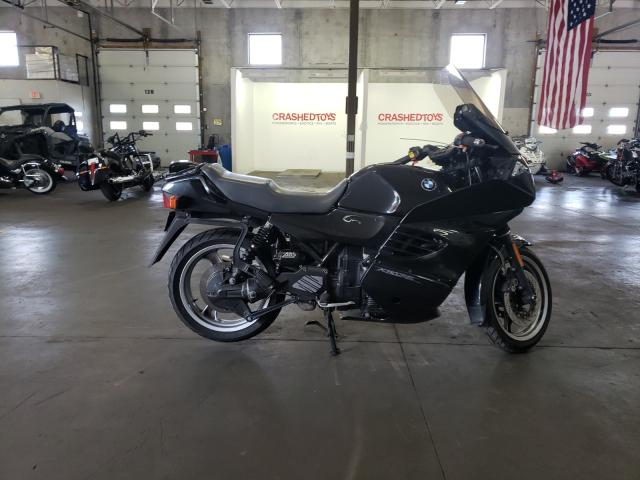 BMW salvage cars for sale: 1993 BMW K1100 RS