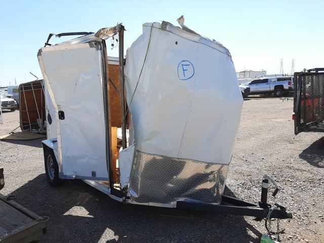 Vehiculos salvage en venta de Copart Phoenix, AZ: 2021 Cargo Cargo Trailer